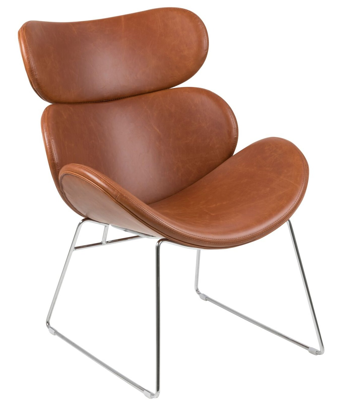 Cognac Sessel Pkline Sessel Cazy In Vintage Cognac Relaxsessel Loungesessel Fernsehsessel