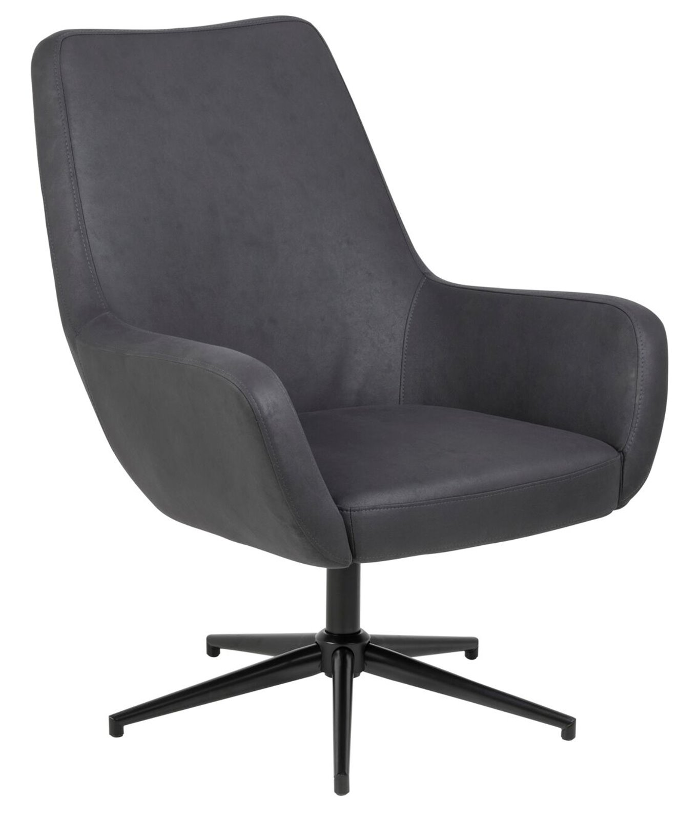 Clubsessel Kaufen Pkline Sessel Riga In Schwarz Relaxsessel Loungesessel Clubsessel