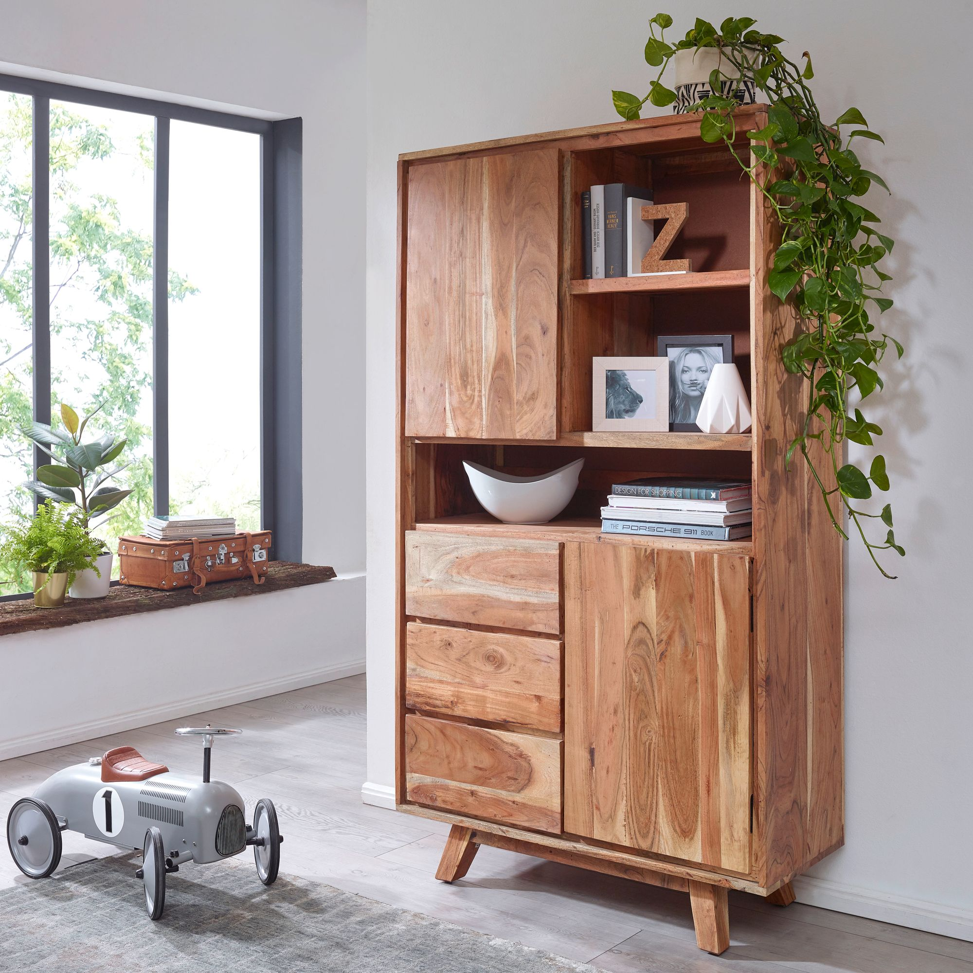 Anrichte Landhausstil Landhausstil Highboard