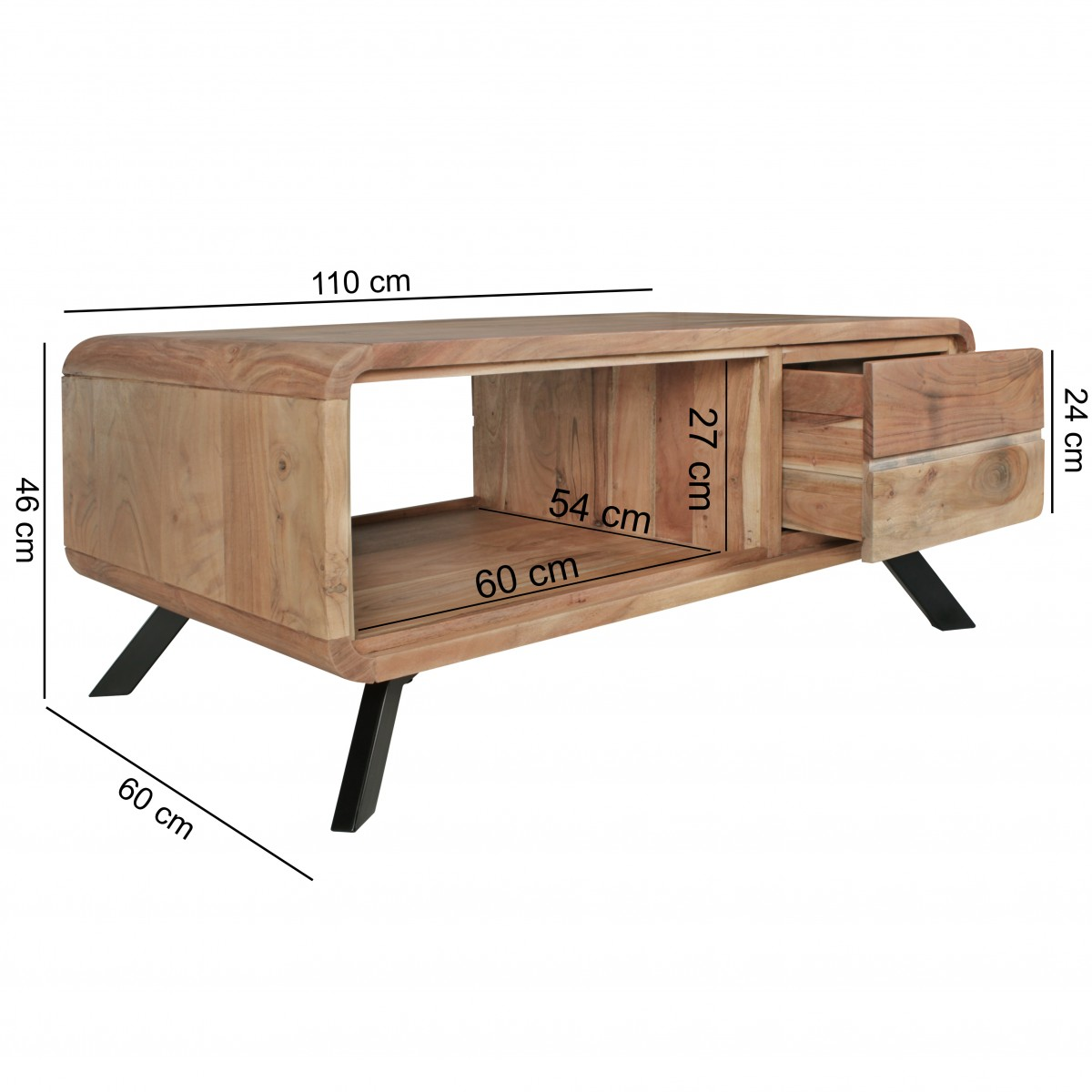 Couchtisch Glas 80 X 60 Couchtisch 80 X 60 Holz Simple Medium Size Of Metall