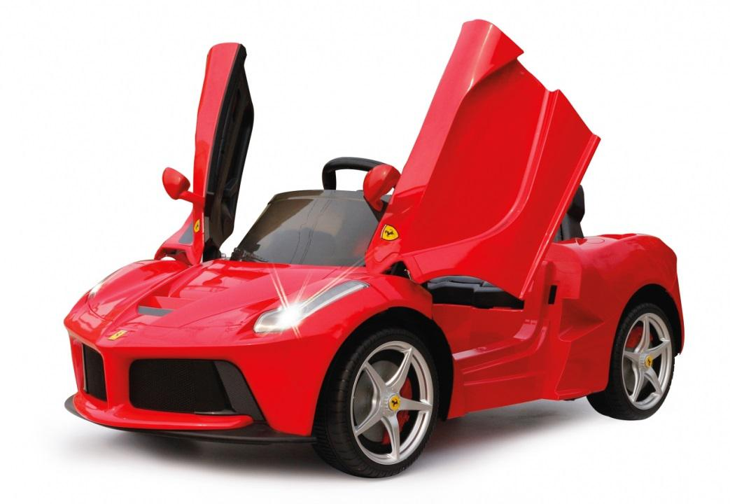 Kinderauto Spiele Jamara Ride On Ferrari Laferrari Kinderauto Elektroauto