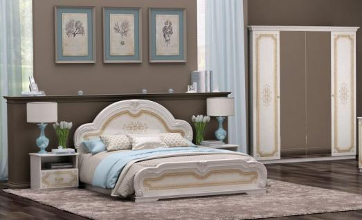 Schlafzimmer  schlafzimmer creme weiß Schlafzimmer Creme at - schlafzimmer creme wei