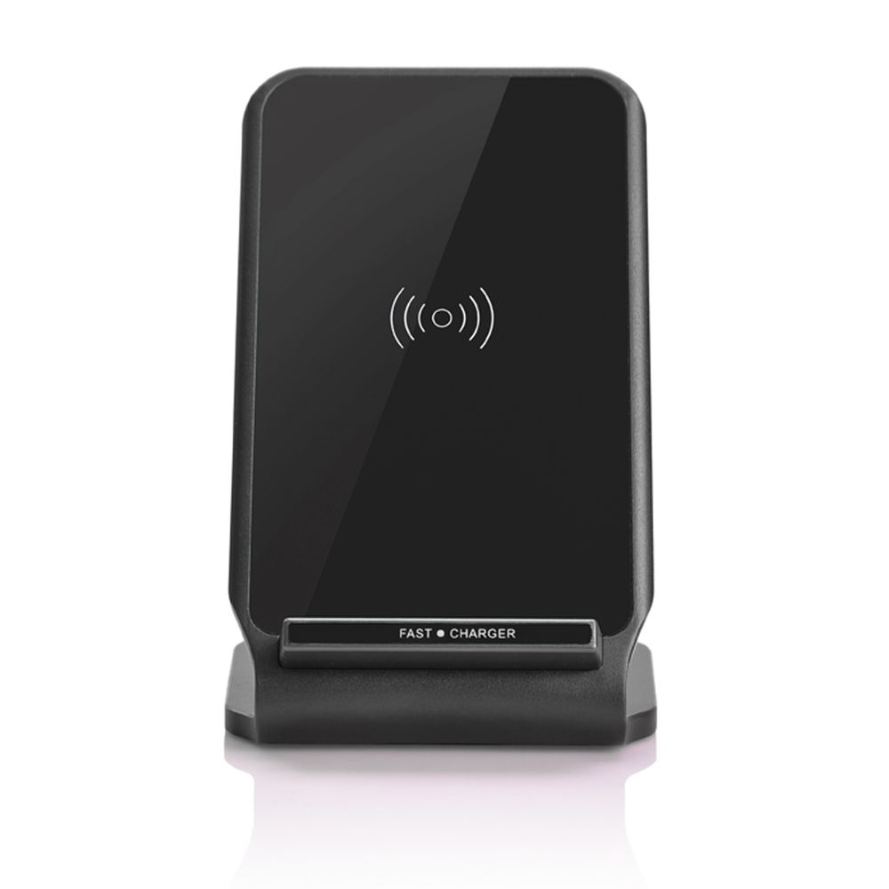 Qi Ladestation Induktive Schnellladestation 10w Ladestation Qi Nfc Wireless Charger Dock Black