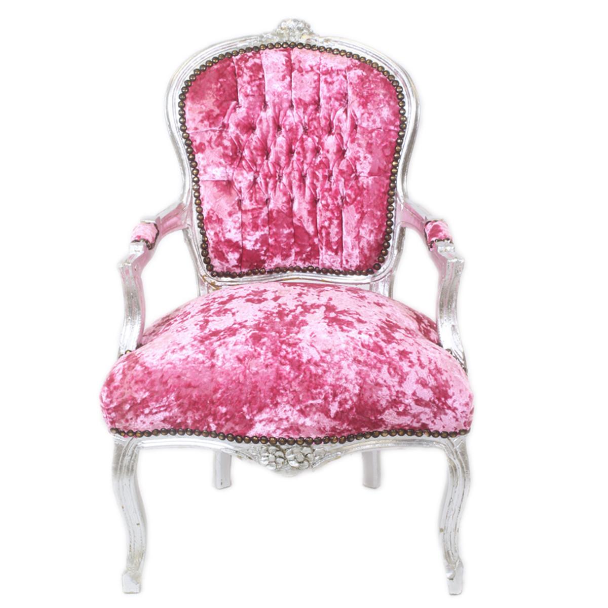 Stuhl Pink Kawoo Gepolsterter Stuhl M827 Als Esszimmermöbel