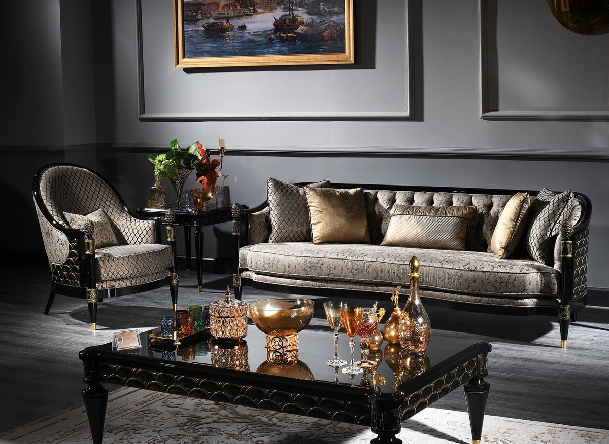 Chesterfield Sofa And Coffee Table Caseconrad Com
