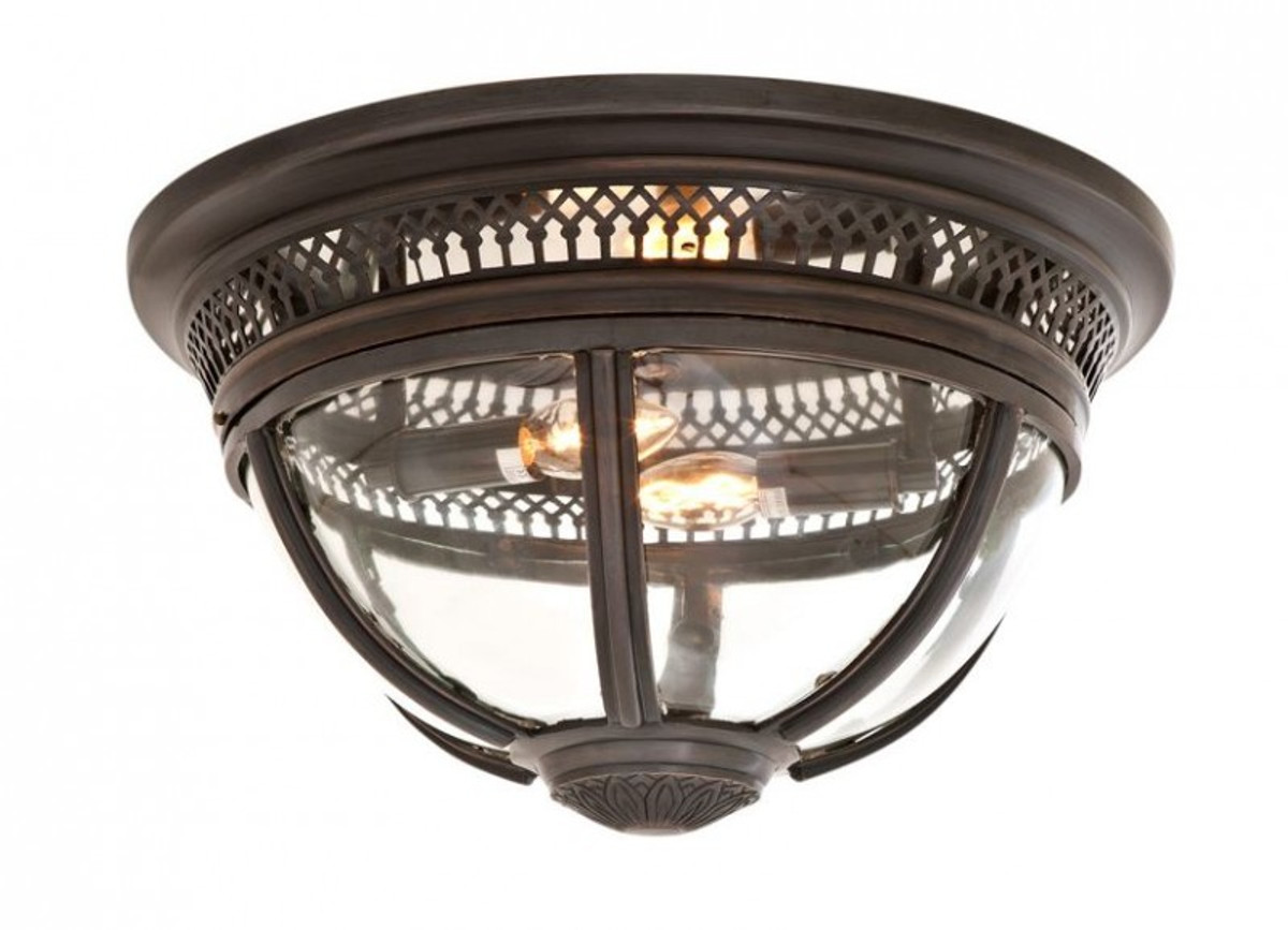 Obi Plafoniere Led : Deckenlampe bronze design led deckenleuchte sammlungen go