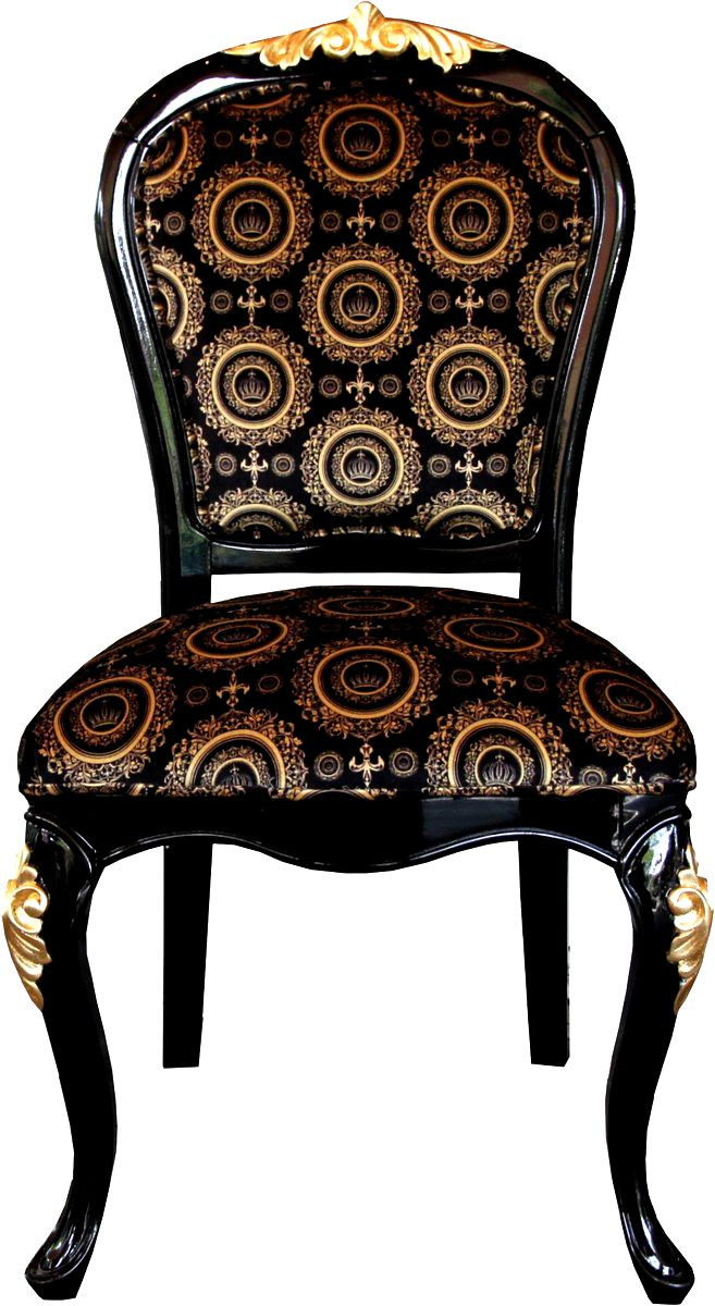 Barock Stuhl Schwarz Verwunderlich Barock Stuhl Weiss Stuhl Barock