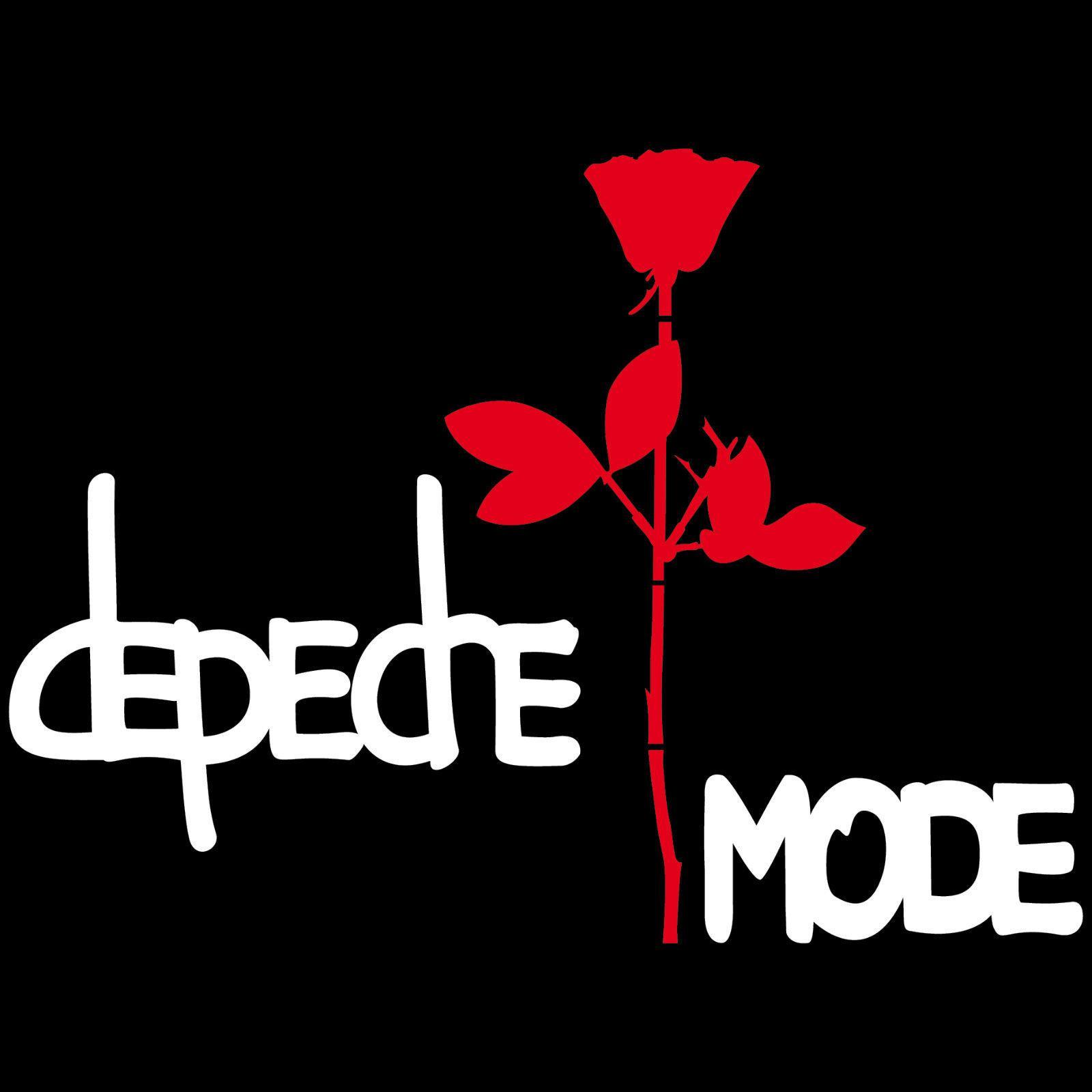 Cute Wallpapers Flower Depeche Mode Rose Logo 92687 Loadtve