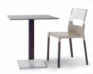Design Tisch Holz wenge Buche Metall modern - Kaufen bei richhomeshop - designer tische holz metall