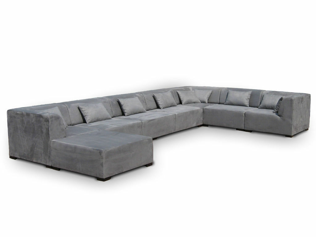 Big Couch Garnitur Couchgarnitur Wohnlandschaft Big Sofa Supermax 8 Teile Modulsofa Polsterecke Yatego