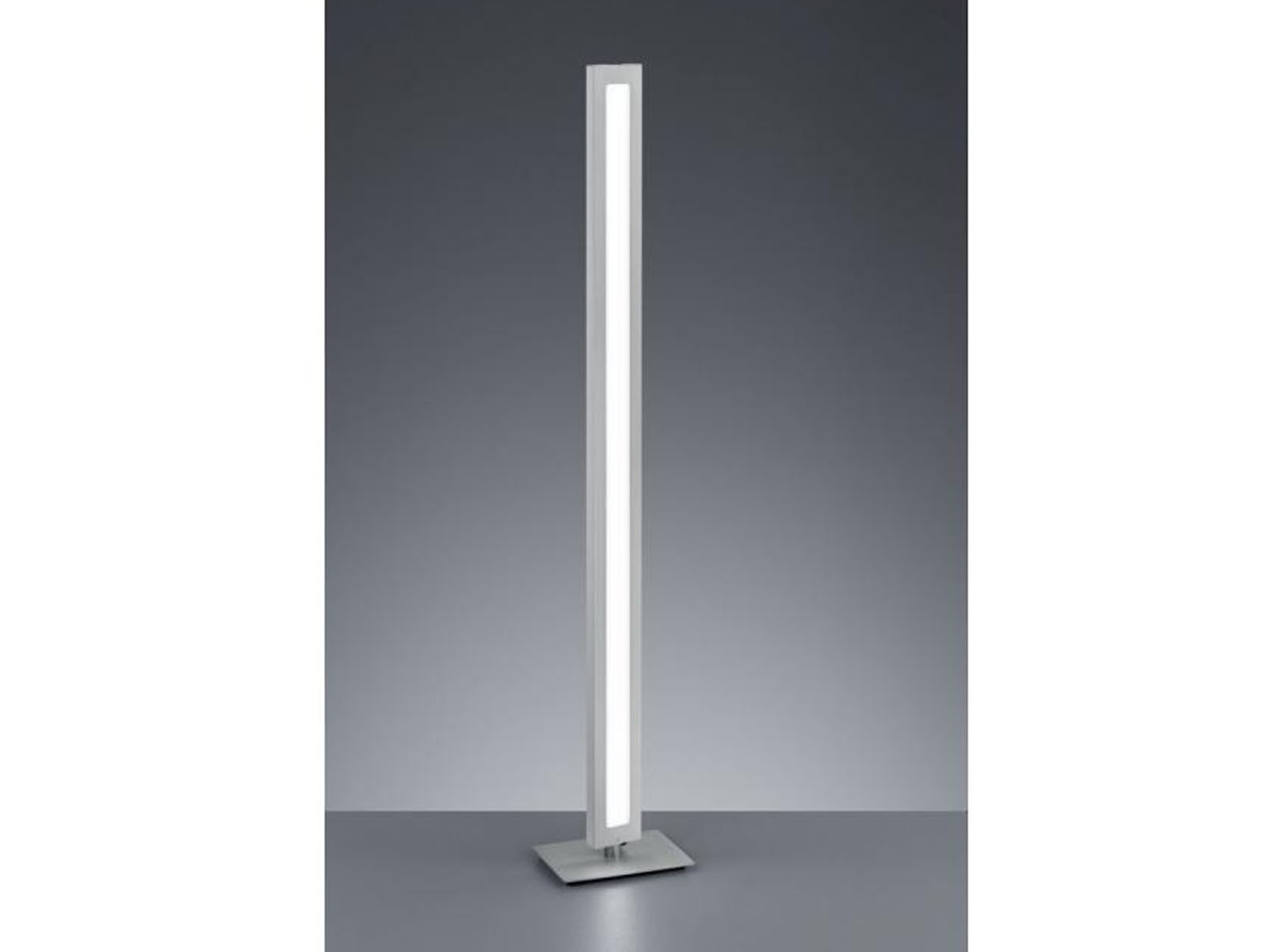 Standleuchte Dimmbar Trio Design Led Stehlampe Silas Mit Dimmer