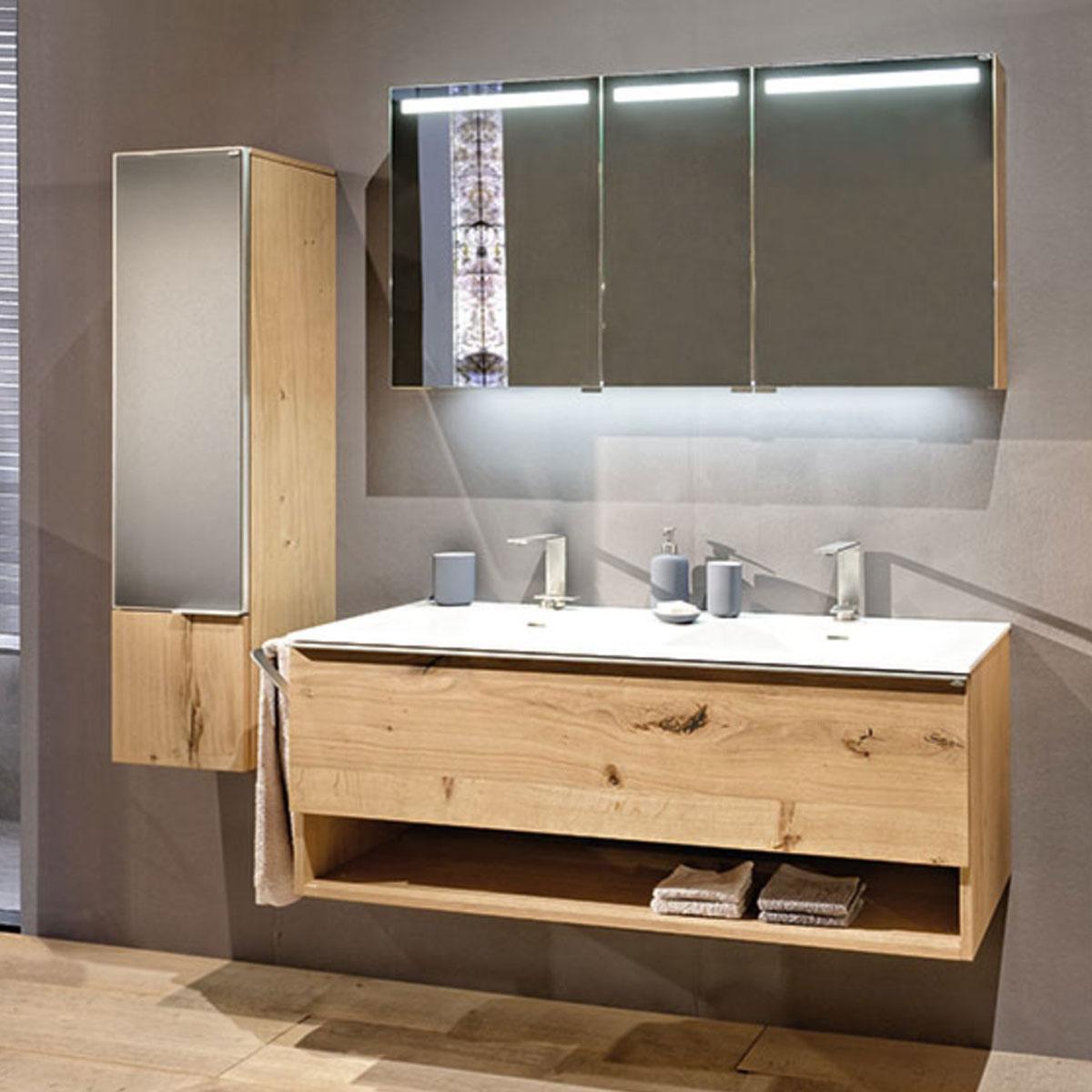 Badezimmer Doppelwaschtisch Mit Unterschrank
