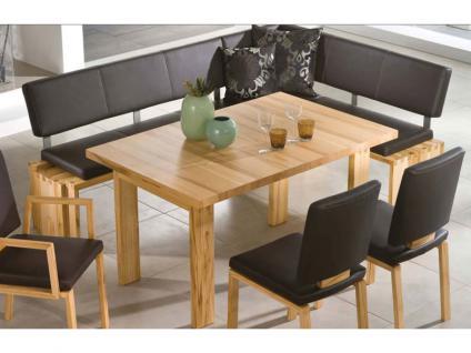 Sitzbank Esszimmer Mit Rückenlehne Tischfabrik Leder Sitzbank   Ebay  Esszimmer