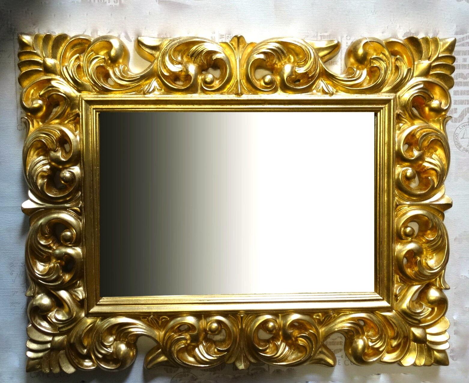 Standspiegel Gold Antik Standspiegel Weiß Antik Mit Krone