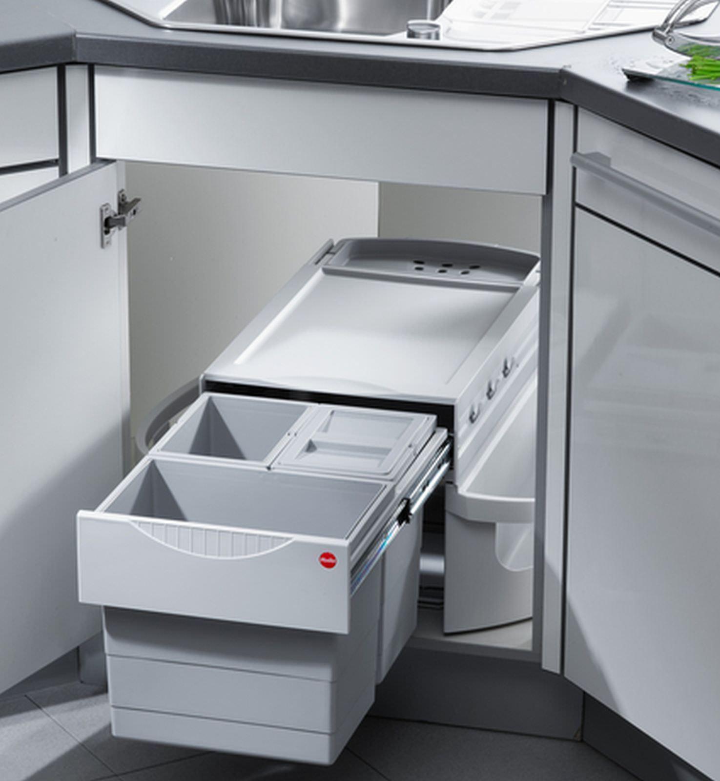 Mülleimer Küche Unterschrank   3 Fach Mülleimer Küche 26 Mülleimer ...