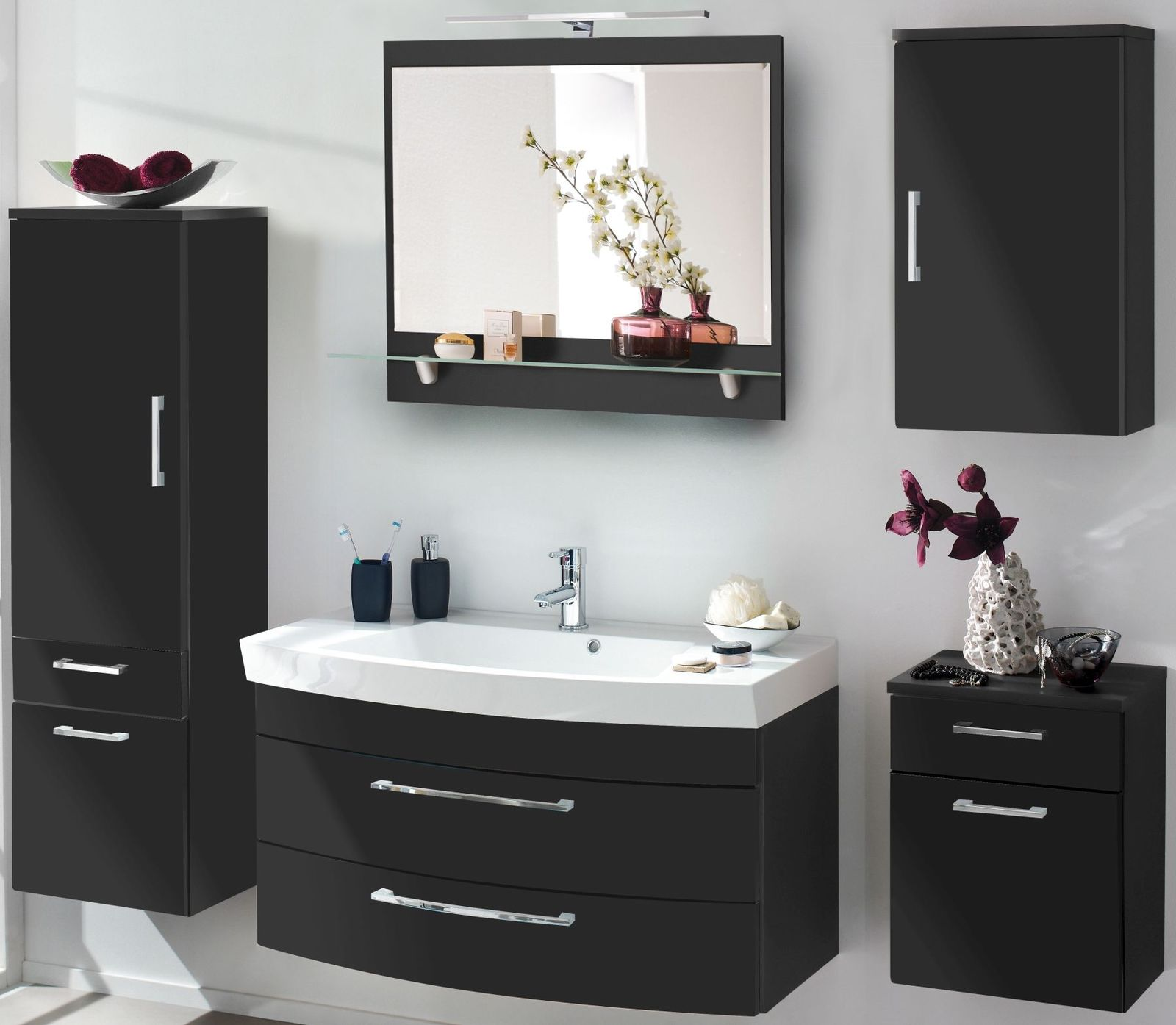 Bad Set Dusche Bad Komplett Great Komplett Badezimmer Teppich Design