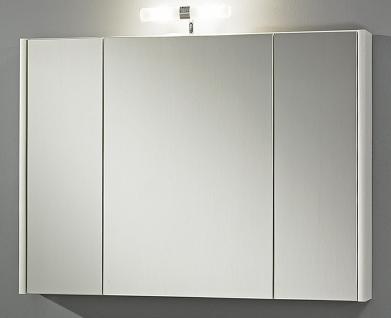 ... Badezimmer Spiegel Weiß Online Bestellen Bei Yatego   Badezimmerspiegel  3 Teilig ...