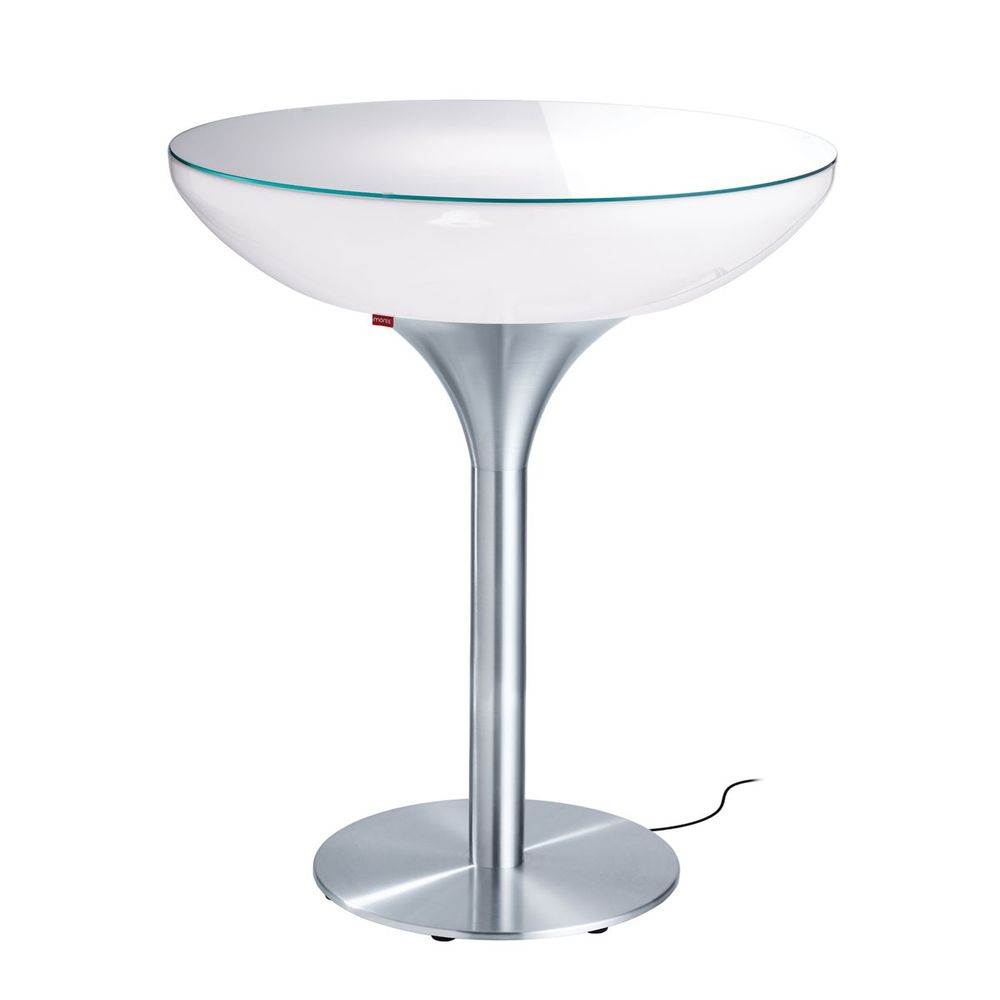 Stehtisch Outdoor Moree Lounge Table Outdoor Stehtisch 105cm Dekolampe ...