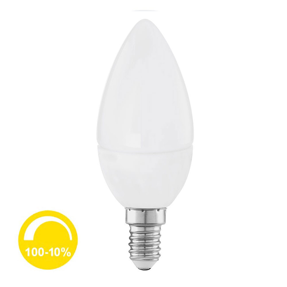 E14 Dimmbar E14 Led Kerze Dimmbar 5 5w 470lm Warmweiß