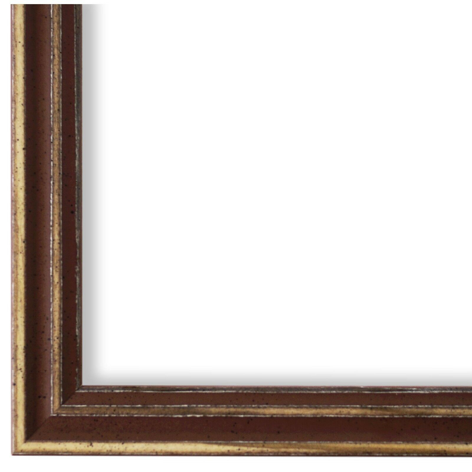 Cadre photo noir argent Perouse 24x30 28x35 30x30 30x40 30x45 40x40 40x50