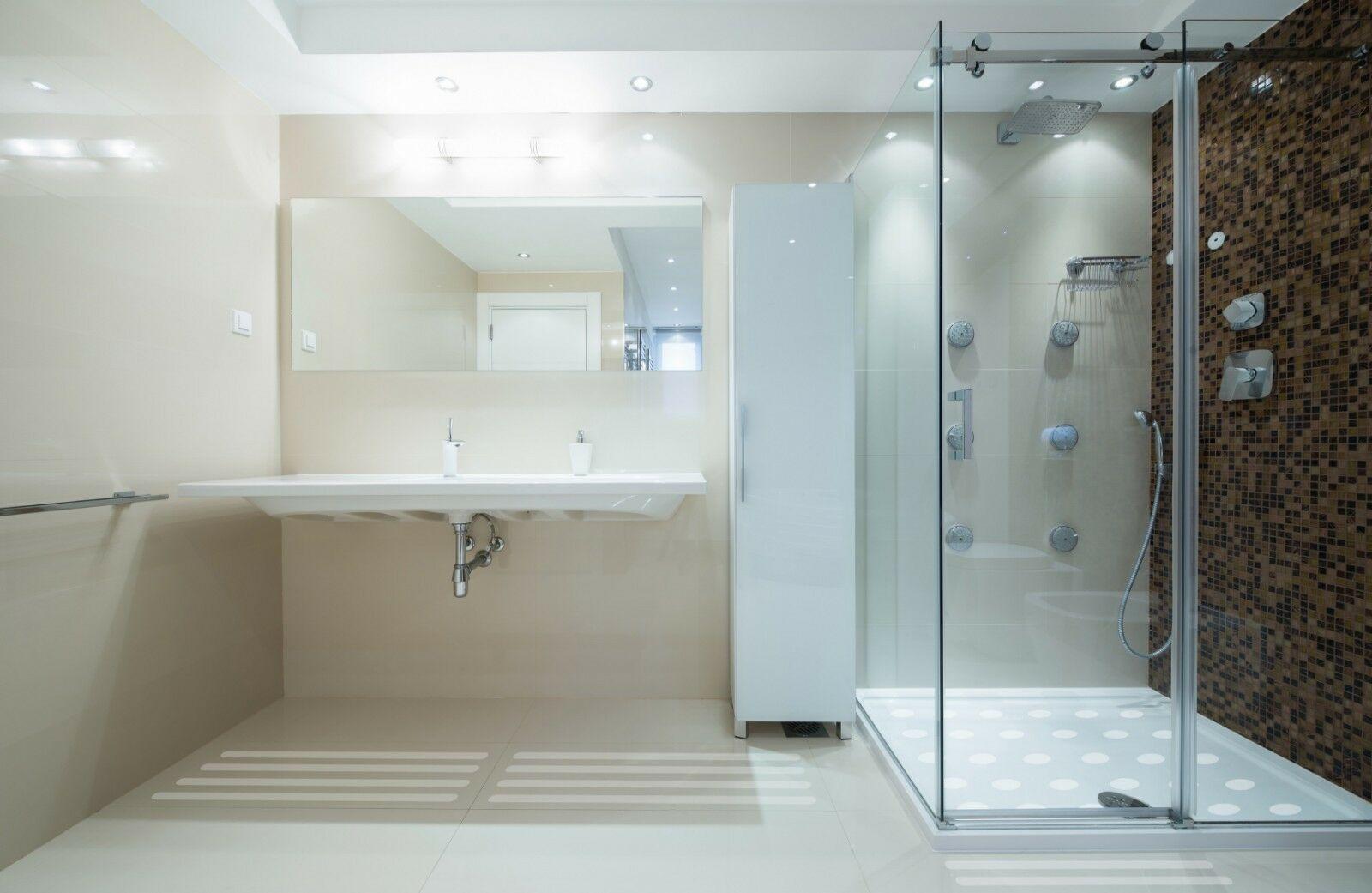 Dusche Und Badewanne | Komplettbadsanierung Bei Schweinfurt Will Bad ...