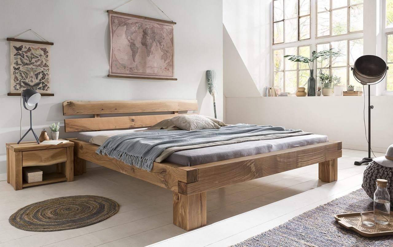Bett Massiv Holz Bed Frame With Lights Beautiful Betten 140 Cm