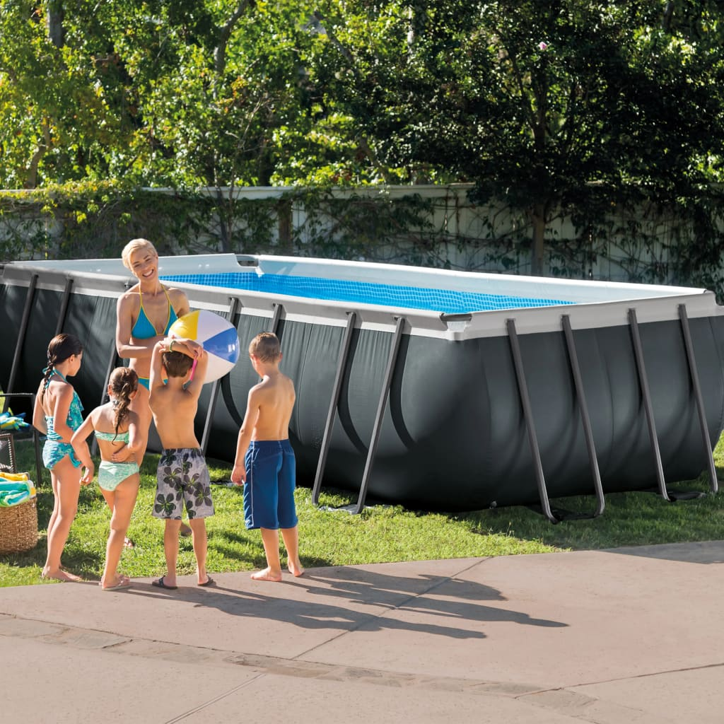 Jilong Pool Reinigungsset Terrasse Für Intex Pool