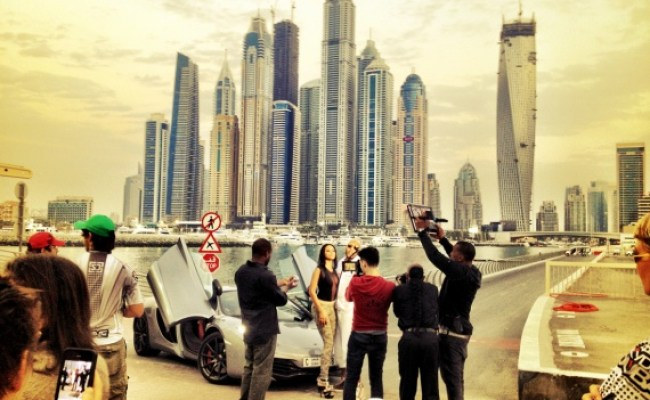 Timelapse Wingsuit Aerial Photography In Dubai Behind The Scenes
