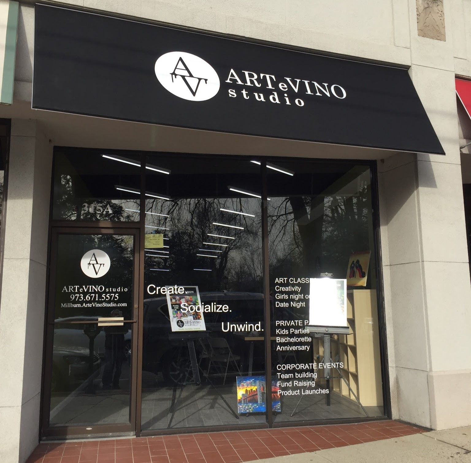 Artevino Llc Artevino Studio Millburn In Essex County City Explore Before You Go
