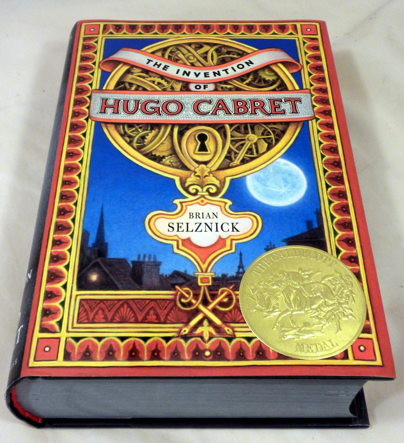 Hugo Cabret Libro The Invention Of Hugo Cabret De Brian Selznick Scholastic Press