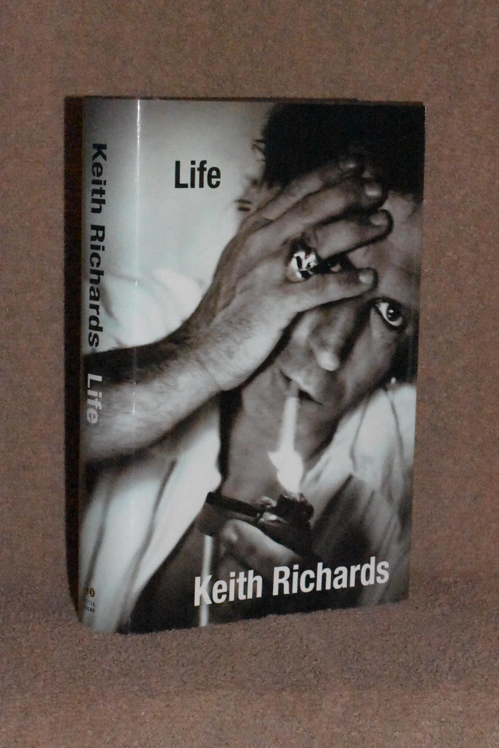 Libro De Keith Richards Life
