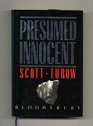 Presumed Innocent by Scott Turow, First Edition, Signed - AbeBooks - Presumed Innocent Author