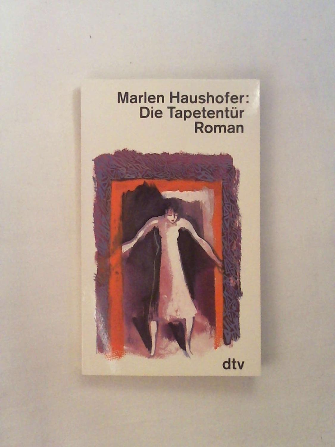 Tapetentür Marlen Haushofer - Zvab