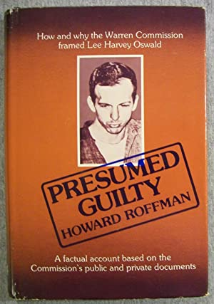 presumed guilty howard roffman - AbeBooks