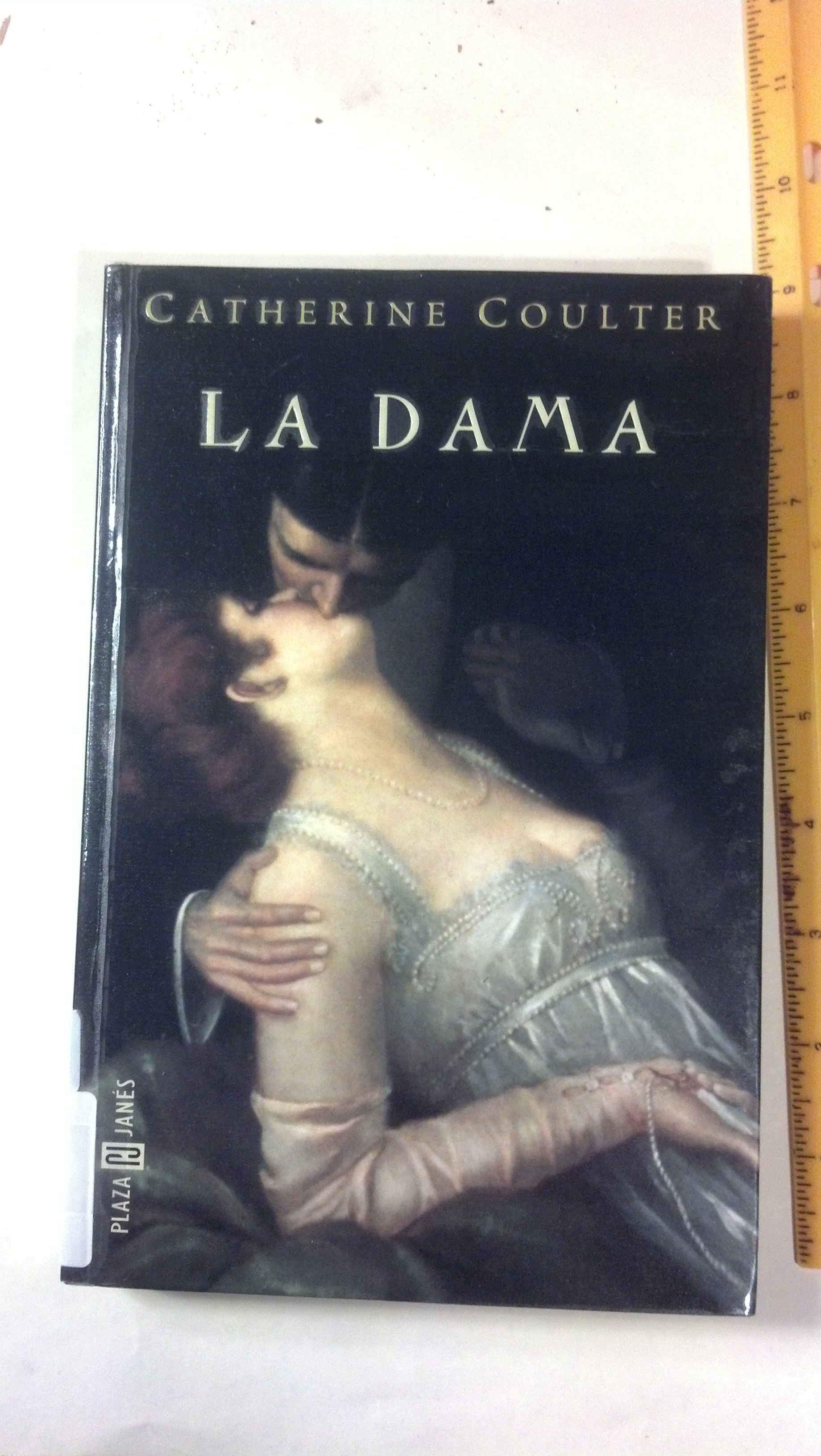 Catherine Coulter Libros La Dama In Spanish