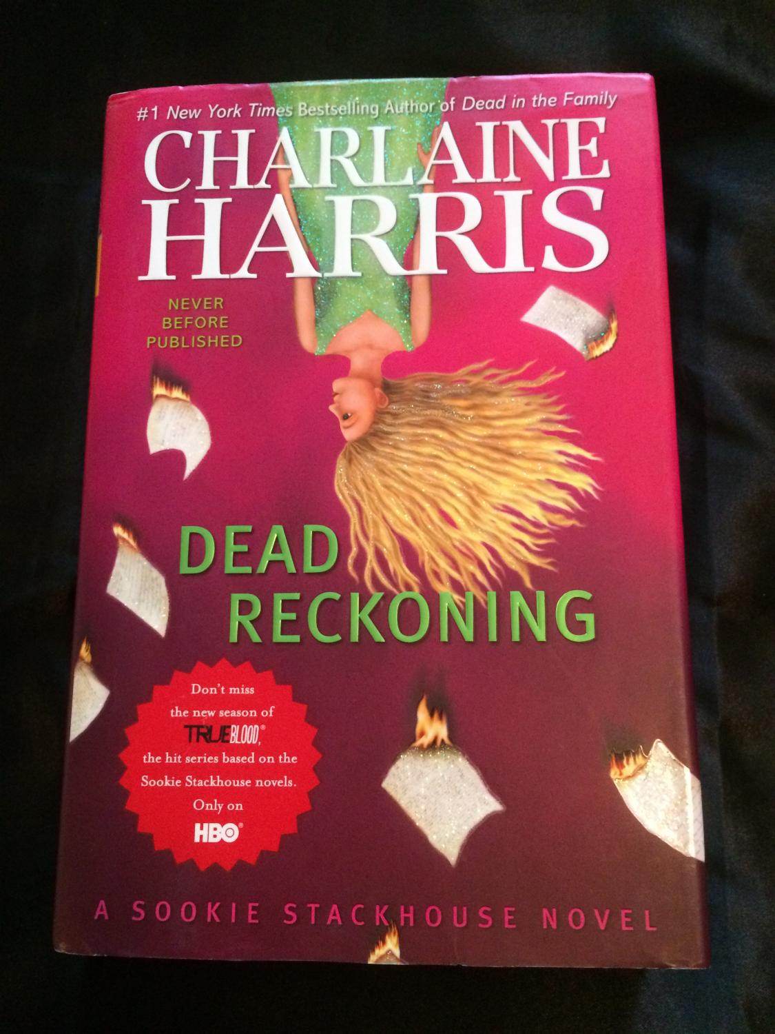 Charlaine Harris Libros Dead Reckoning