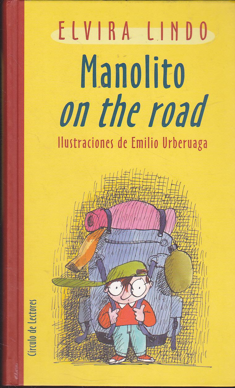 Libros De Manolito Gafotas Manolito On The Road Colec Manolito Gafotas