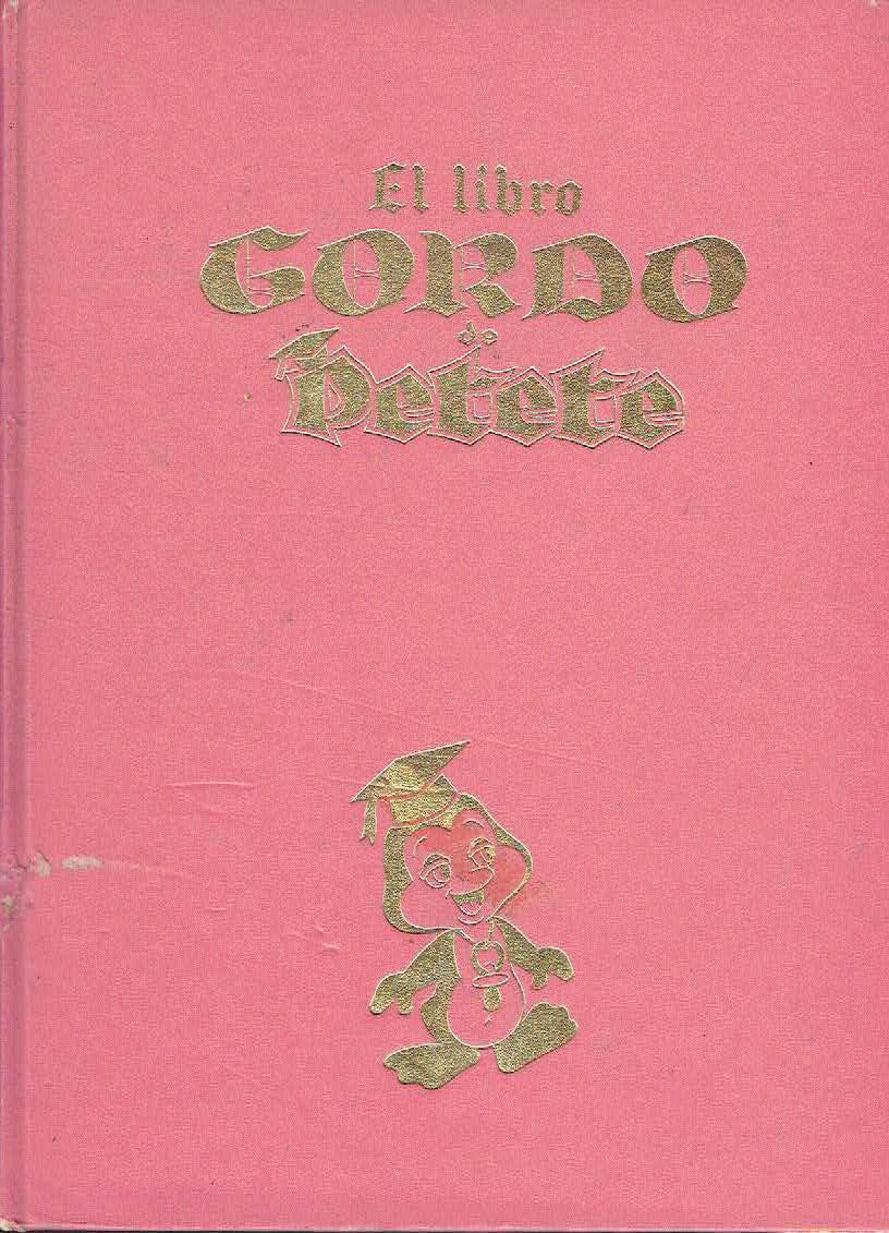 Petete Libro El Libro Gordo De Petete Color Magenta 1
