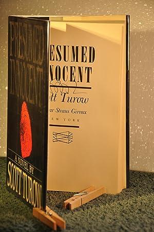 Presumed Innocent by Scott Turow, Signed - AbeBooks