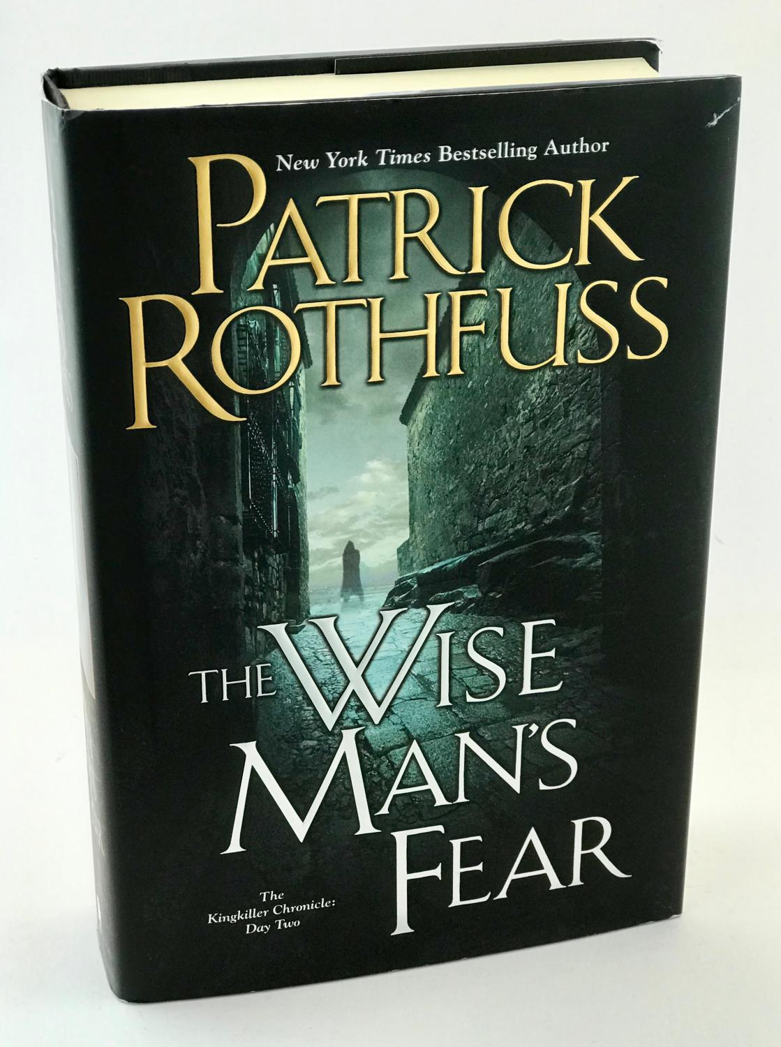 Nuevo Libro De Patrick Rothfuss The Wise Man S Fear