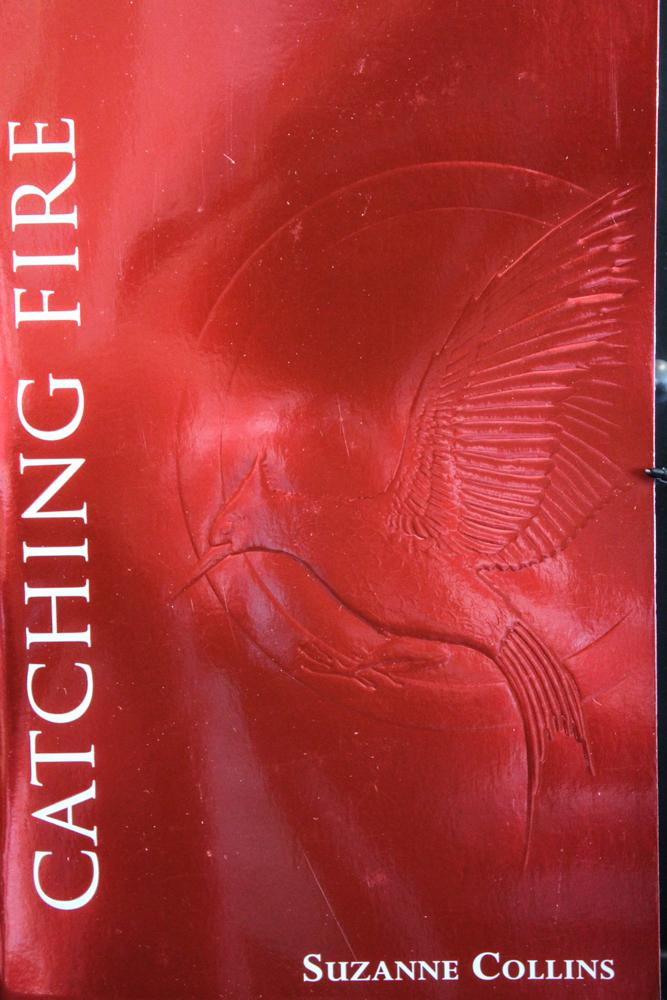 Catching Fire (The Second Book of The Hunger Games) Foil Edition by