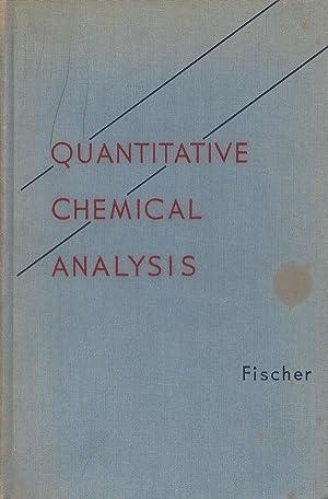 Quantitative Chemical Analysis, First Edition - AbeBooks