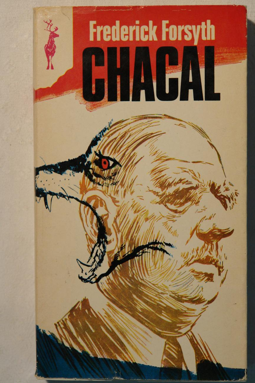 Frederick Forsyth Libros Chacal