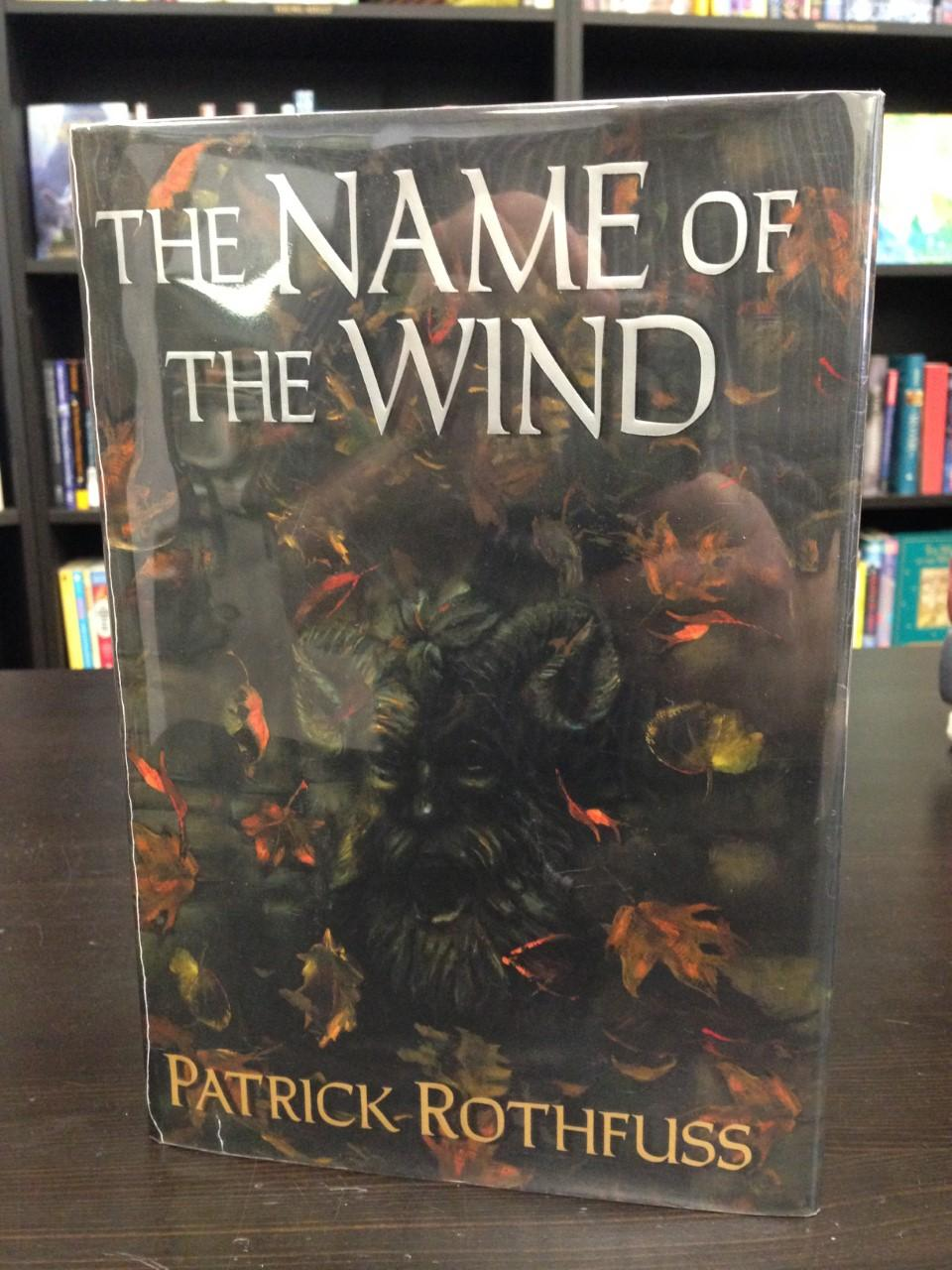 Nuevo Libro De Patrick Rothfuss The Name Of The Wind De Rothfuss Patrick Daw Books
