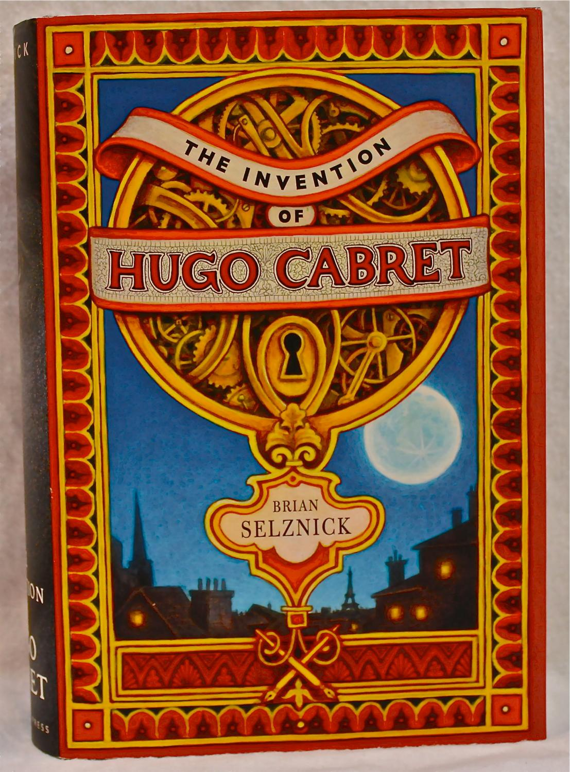 Hugo Cabret Libro The Invention Of Hugo Cabret