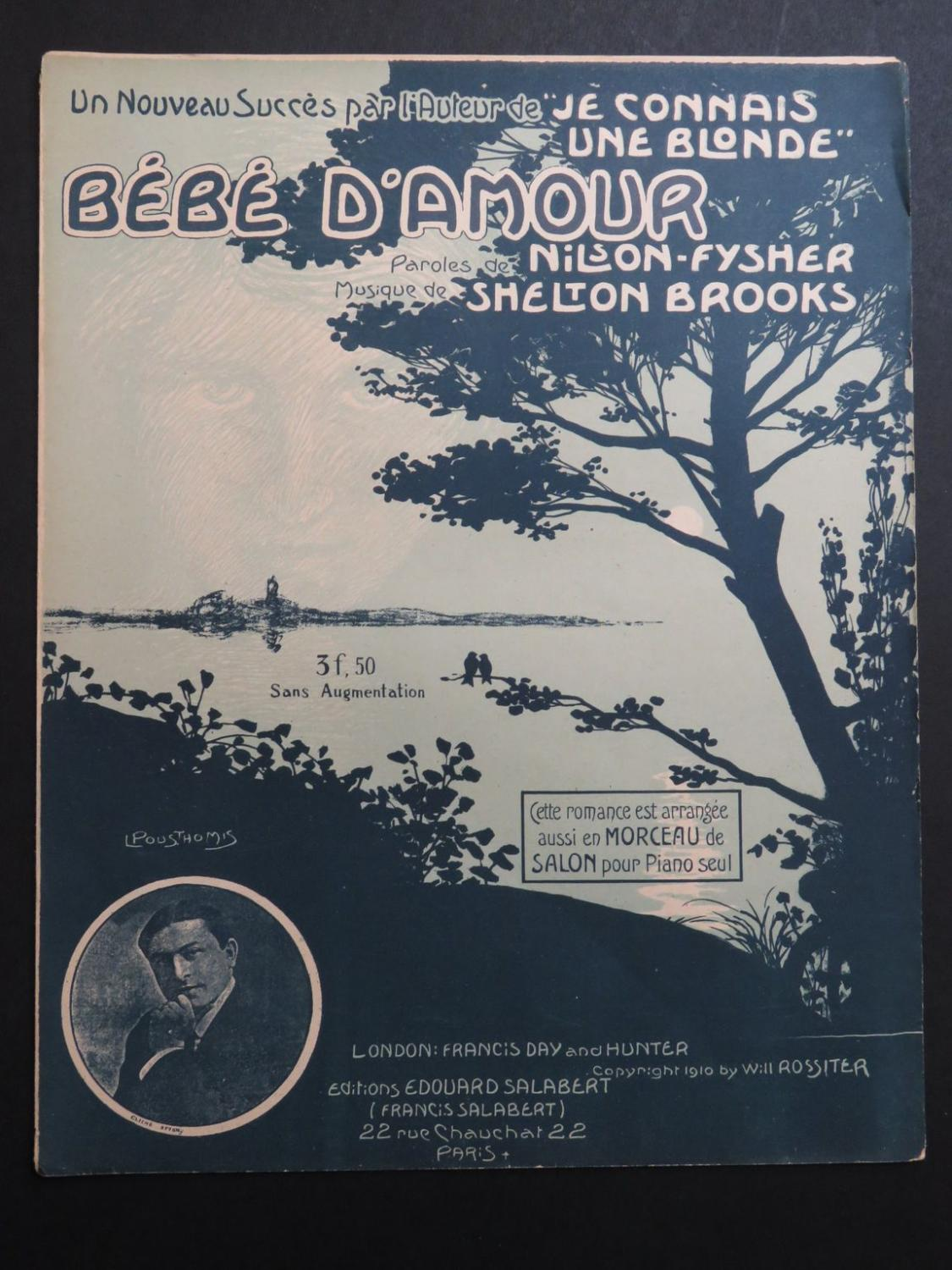 Bebe Sheet Music Abebooks