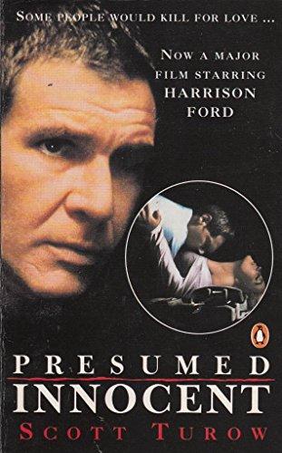 Presumed Innocent by Scott Turow - AbeBooks - presumed innocent author