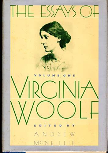 9780151290550 Essays of Virginia Woolf Vol 1 - AbeBooks - Virginia