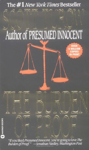 9780446360586 The Burden of Proof - AbeBooks - Scott Turow 0446360589