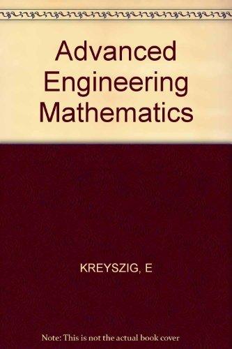 Advanced Engineering Mathematics - Iberlibro - advanced engineering mathematics zill pdf